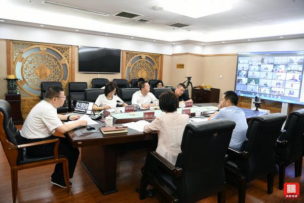 2021年8月26日,元方主持召开全市疫苗接种工作会议  张莉 摄.jpg